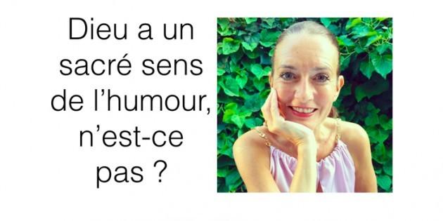 sacré sens de l'humour-Helene Scherrer
