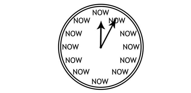 Horloge vibratoire-Helene Scherrer
