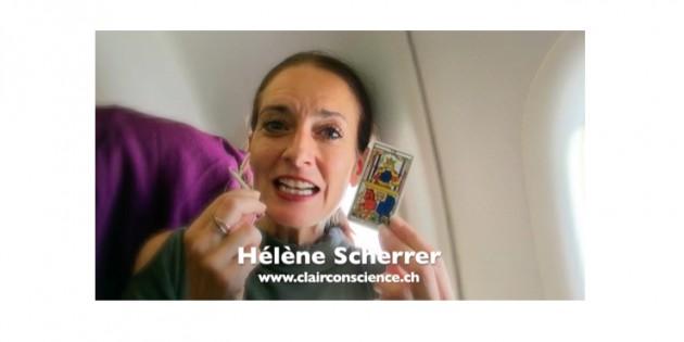 arcane XX du Tarot-Hélène Scherrer