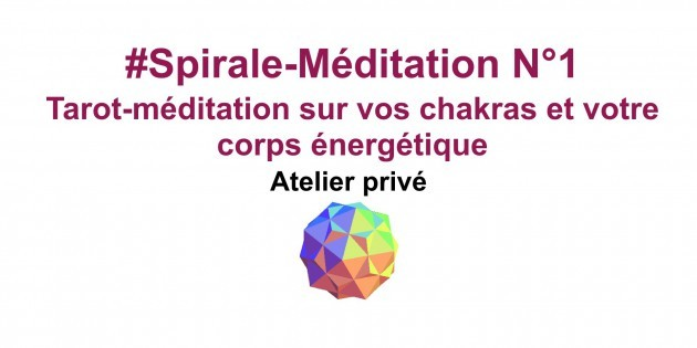 Spirale-Méditation N°1 de la Communauté ClairConscience d'Hélène Scherrer