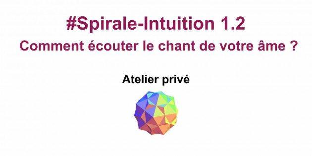 Spirale-Intuition 1.2 de la Communauté ClairConscience d'Hélène Scherrer