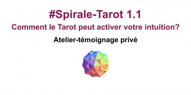 Spirale-Tarot 1.1 de la Communauté ClairConscience