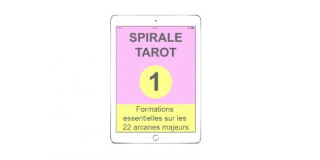 Spirale-Tarot 1 de la Communauté ClairConscience d'Hélène Scherrer