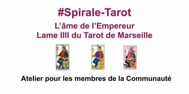 spirale-tarot-arcaneIIII-Communauté-ClairConscience