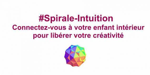 Spirale-Intuition.Connexion à votre Enfant intérieur-Hélène Scherrer de la Communauté ClairConscience