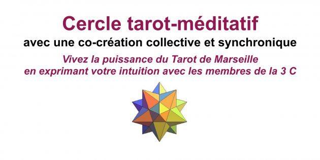 Cercle tarot-méditatif avec Hélène Scherrer