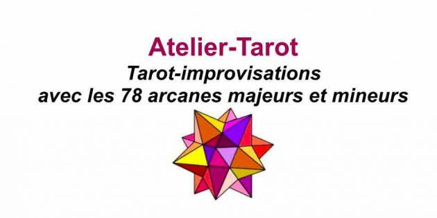 Atelier-Tarot avec Hélène Scherrer de la Communauté ClairConscience