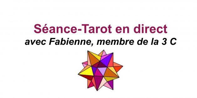 Séance-Tarot en direct avec Hélène Scherrer