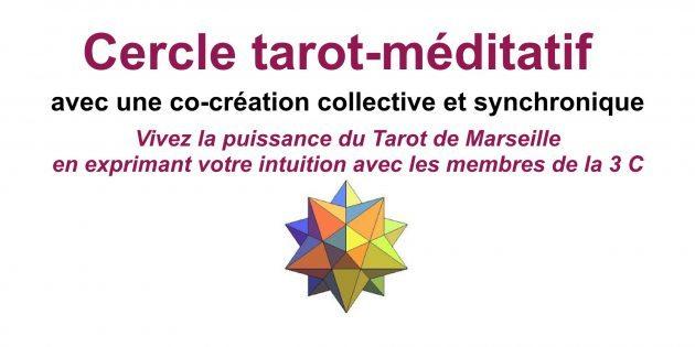 Cercle tarot-méditatif de la nouvelle lune avec Hélène Scherrer