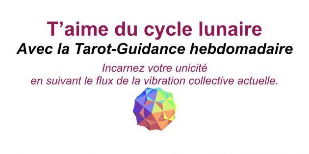T'aime du cycle lunaire-Hélène Scherrer de la Communauté ClairConscience