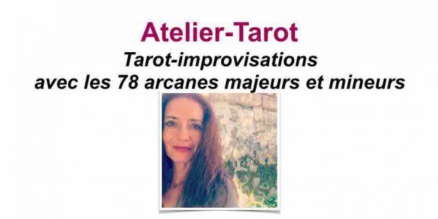 Atelier-Tarot dans la Communauté ClairConscience