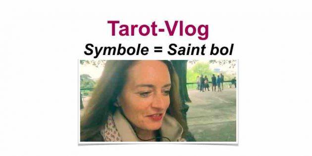 Le Tarot-Vlog d'Hélène Scherrer du site ClairConscience