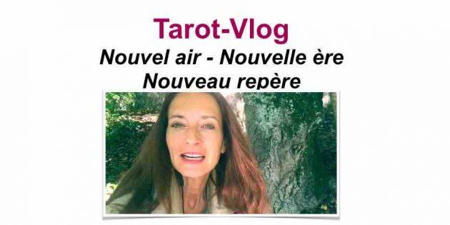 Tarot-Vlog d'Hélène Scherrer du site ClairConscience