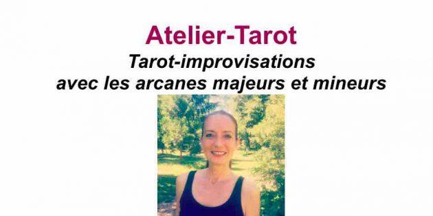 Atelier-Tarot avec Hélène Scherrer