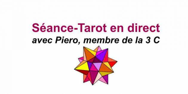 Séance-Tarot en direct dans la Communauté ClairConscience