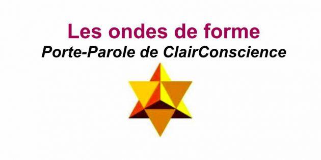 Les ondes de forme d'Hélène Scherrer du site ClairConscience, communauté dédiée au Tarot de Marseille et à l'éveil de l'intuition