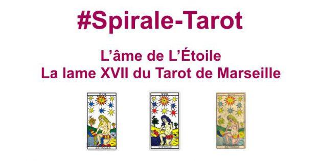 L'arcane XVII du Tarot de Marseille, L'Étoile, par Hélène Scherrer de la Comunauté ClairConscience