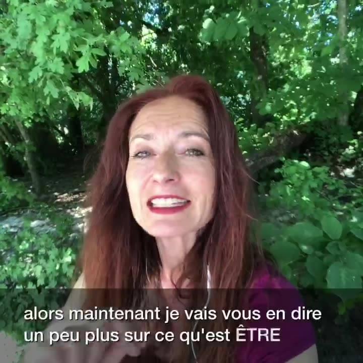 avoir ou être confiance avec Helene Scherrer de la Communauté ClairConscience