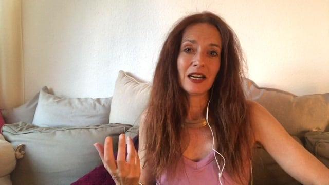 comment suivre le flux de la vie sans résistance avec Hélène Scherrer de la Communauté ClairConscience