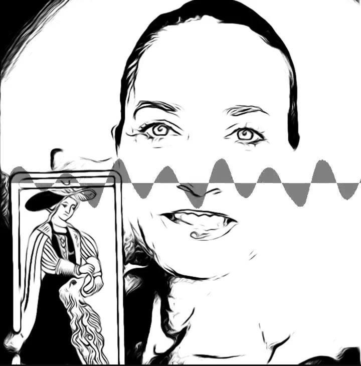 Soyez forte comme l'arcane XI du Tarot de ClairConscience avec Hélène Scherrer de la Communauté ClairConscience