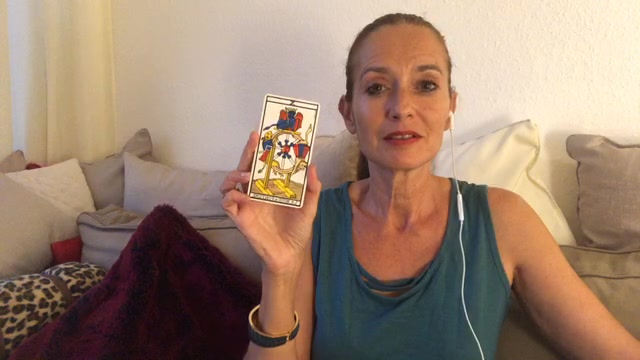 Tarot intuitif d'Hélène Scherrer de la Communauté ClairConscience
