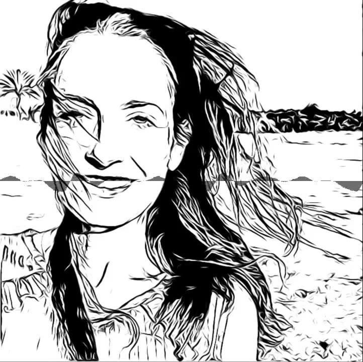 Hélène Scherrer, formatrice du Tarot de ClairConscience dans la Communauté ClairConscience