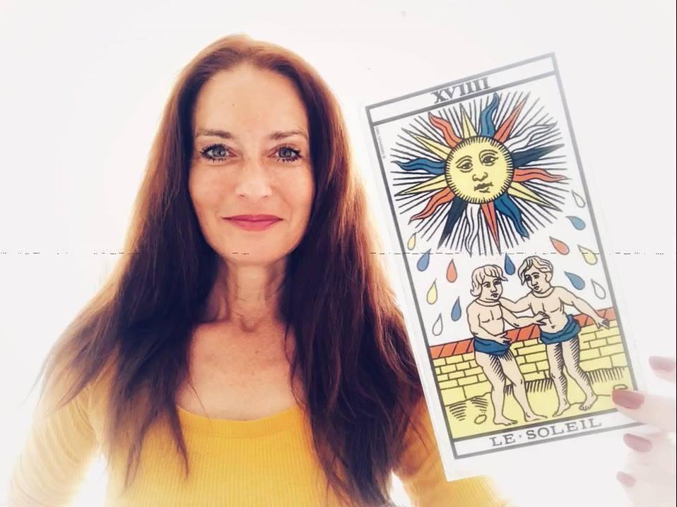 Tarot de Marseille, hélène scherrer, école de tarot, conscience, spiritualité, intuition